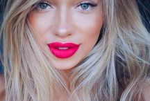 Pinker Lippenstift