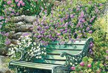 Umenie-zahrady