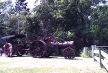 Australia and New Zealand Road Steam Engines & Cable Ploughing