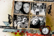 » Scrapbooking Pages