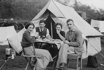 Camping, etc. . . / The great outdoors: camping, & related outdoor activities. Vintage & contemporary.