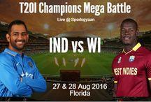 IND vs WI T20I