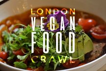 Travel / Blog posts of our vegan travels