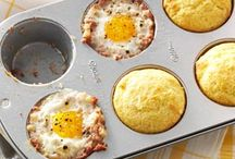 MUFFIN PANS AND ON A STICK