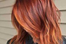 ginger brown