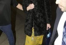 Nicole Kidman arriving at LAX