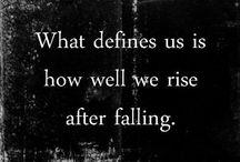 words / by Sara Groff Stephens