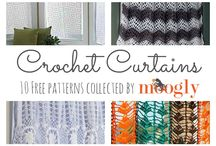 Chrochet Curtains