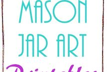 Mason Jars / by Just For Me-Mi Jewelry