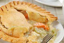 Love Pot Pies :) / by Cheryl Storozyszyn