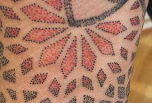 dotwork / Dotwork tattoos by Josche & Rhiannon