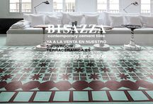 BISAZZA CONTEMPORARY CEMENT TILES / Ya puedes comprar los nuevos hidráulicos de diseño de Bisazza en nuestro Showroom. Con diseños de Navone o Hayón entre otros. Más posibilidades para tus proyectos.