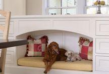 Decoração - Pets / Capriche na decoração da casinha do seu animal de estimação! Leia mais em: revista.zapimoveis.com.br