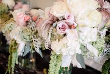A fabulous evening wedding at The Whittemore House, DC~ / Vintage milk glass, pearls, ostrich feathers with a soft palette of pink, lavender, ivory, mint & grey~ Photography: @Bonnie Rhyne#DC #wedding #floraldesign #floral #flowers #bouquet #bride #bridal #reception #venue #WashingtonDC #Whittemore #pearls #vintage #feathers #pink #lavender #mint #milkglass #dustymiller #crystal #historic #gatsby #artnouveau #bonnieryhne #vintagefloral #design @mywedding.com @wedding.com