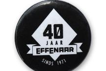 40 jaar Effenaar
