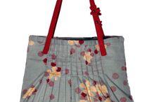 Sewing bags - šití tašek