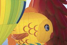 Hot Air Balloons / by Juanita McCue