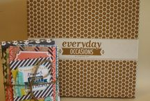 Stampin' UP! Everyday Occasions Card Kit / by Jann McCollom