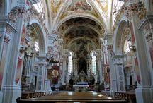 Barok architectuur  / De architectuur van de barok rond 1600-1750