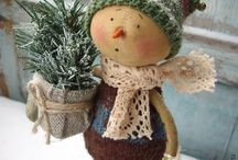 New year, Christmas / Toys, illustrations, snowy streets in the photos, the tale, the magic of the holiday season