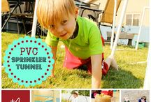 Electronics Free Summer / A whole summer with almost zero electronics / by Danielle Bonnell