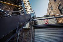 Precinct 75. / Our Location & Spaces