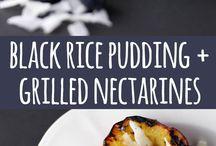 Rice Pudding, Vegan
