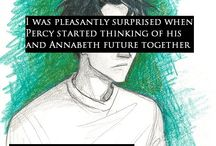 Percy & Annabeth <3