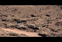 Exploring Mars Anomalies