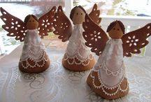 andělé perníčkoví