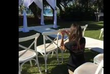 Splash Events videos / At Splash Events, we are lucky to be able to design and decorate beautiful Weddings on the Sunshine Coast.