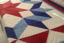Carpenter's Star Quilts