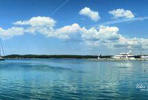 Boat trip around Brijuni Island -Croatia