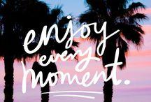 Enjoy every moment :)