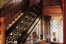 Arts and Crafts Homes and Style / Quality and craftsmanship / by Anne Riches