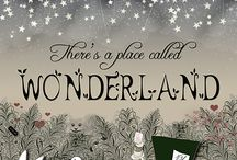 w♡nderland / by Kailah Cope