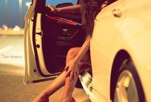 car's & girl's