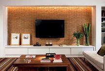 idéias de decoração sala