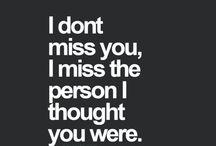 Miss the memories