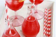Limonádék és italok