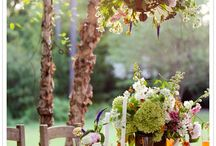 Outdoor Decor Ideas / by Becky Bird