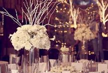 Centerpieces / by Angie Myers
