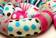calcetines gusano