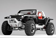 Tricked out jeeps / Trucks / by Renee Mowrey