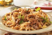 Main Dish Recipes / by Bonnie Reimer