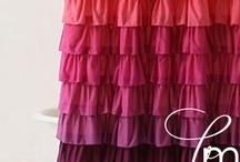 Colour Palette - Pretty in Pink