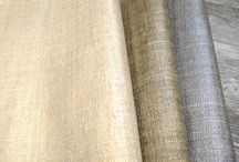 Raffia Wallpaper - Metallic Collection