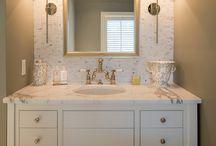 Bathroom Cupboards / Vanity