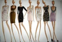 Illustrations / Fashion
