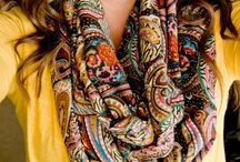 Infinity scarf / by Jen Twark Gersch